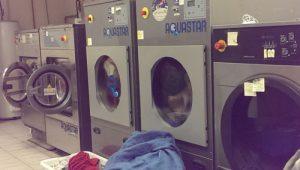 Mahines à laver de la laverie Hepdale Nantes